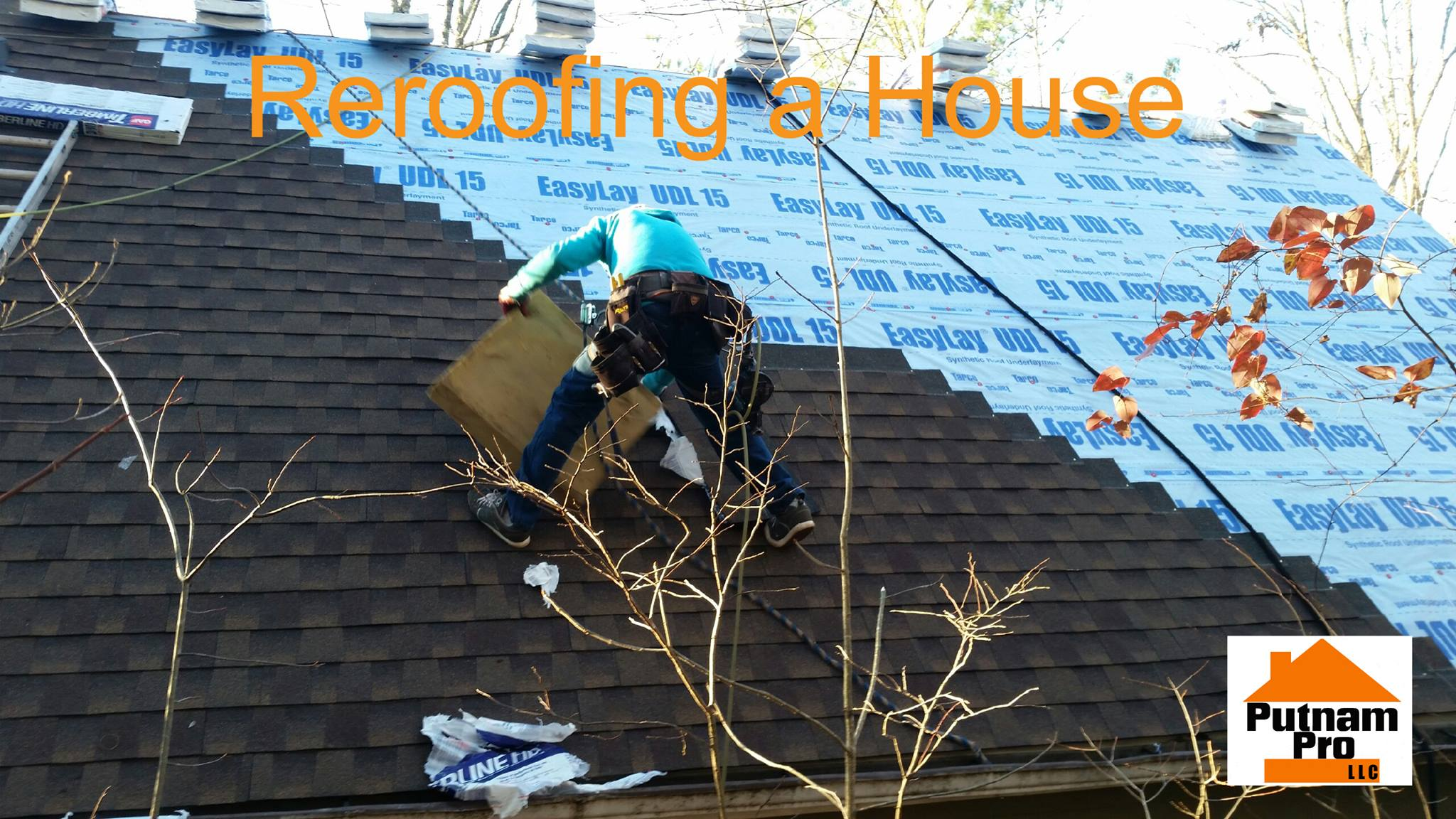 New Roof by Putnam Pro