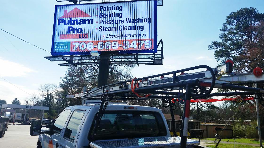 Putnam Pro Billboard